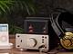 iPodにちょうどいい?:エレキット、前面端子付きの真空管アンプキット限定モデル