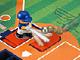 浮き上がる「新魔球」搭載、「野球盤エース」登場