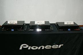 実売2万9800円から、パイオニアがBDプレーヤー3機種を発表