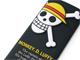 """レイ・アウト、""""麦わら""""の海賊旗をあしらったiPod nano用シリコンジャケット"""