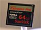 サンディスク、600倍速「世界最速」CFカードを発売