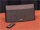 ボーズ、リモコンでiTunes操作可能なワイヤレスポータブルスピーカー