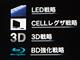 """3D REGZA""は夏に登場、コンセプトは「高画質3D」"