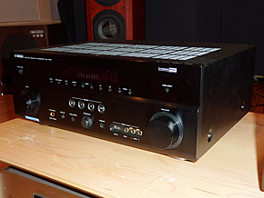 Av rx v767 itmedia lifestyle for Yamaha rx v767