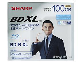 """シャープ、初の「BDXL」対応""""AQU..."""