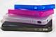 グリップ感の高いTPU製ケース「TPU CASE FOR iPhone 4」
