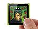マルチタッチディスプレイ搭載の「iPod nano」、7色で登場