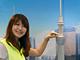 全高1.26メートルの「東京スカイツリー」貯金箱