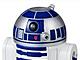 デス・スターも見える「ホームスター R2-D2」