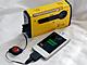 iPhoneの充電にも対応、東芝エルイーの手回し発電機付き「防水形充電ラジオ(TY-JR50)」