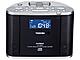 iPod/iPhone対応のCDクロックラジオ「TY-CR60」、東芝エルイーから