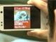 テレビを携帯電話で撮影して情報をゲット、富士通研究所の新通信技術