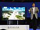 ソニーが84V型「4K LCD TV」を発表、「あらゆる映像ソースを最高の品質で」と平井社長