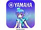 ヤマハ、iPhone/iPadアプリ「iVOCALOID 蒼姫ラピス」「VocaloWitter 蒼姫ラピス」を発売
