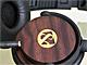 イタリア発の黒檀ハウジングヘッドフォン「Ebony」、WiseTechが国内販売