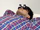 あおむけのままテレビが見られる「ゴロ寝 de メガネ」、サンコーから