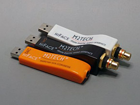 USB直挿しのスティック型DAC「hiFaceDAC」登場、しかも384kHz/32bitまで対応 ...
