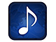 iTunes�̊e�������L���O��A�������ł���A�v���uFull of Music�v
