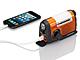"""iPhoneの充電にも対応した""""手回し充電ラジオ""""、ソニーから"""