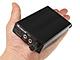 9ボルト電池で「厚みのある音」、エバーグリーンのヘッドフォンアンプ「DNSB-18702」