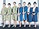 東京スカイツリーの制服を着られるイベント、ただしお子さまに限る