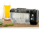 氷点下の味わいを自宅でも!:タカラトミー、缶ビール急冷器「ストロングビアクーラー」発売