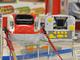 クリスマスおもちゃ見本市2014:これは立派な撮り鉄養成グッズ! プラレール型のデジタルカメラが登場
