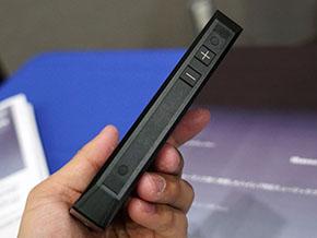 DX80の右側面
