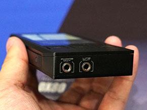 DX80の下部