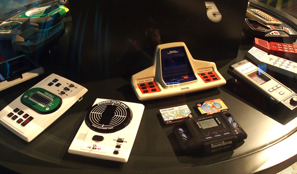 電子ゲーム機