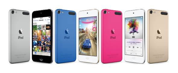 「iPod touch」