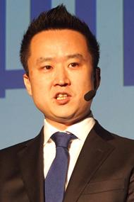 アクア日本代表執行役員の山口仁史氏