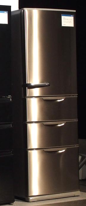 ステンレス扉の「AQR-S36E」