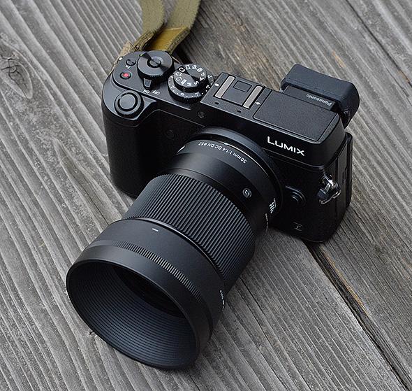SIGMA 30mm F1.4 DC DN | Contemporary