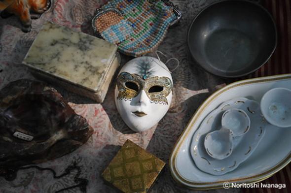 岩永憲俊 写真展「ハッピーマーケット−パリの市場から−」
