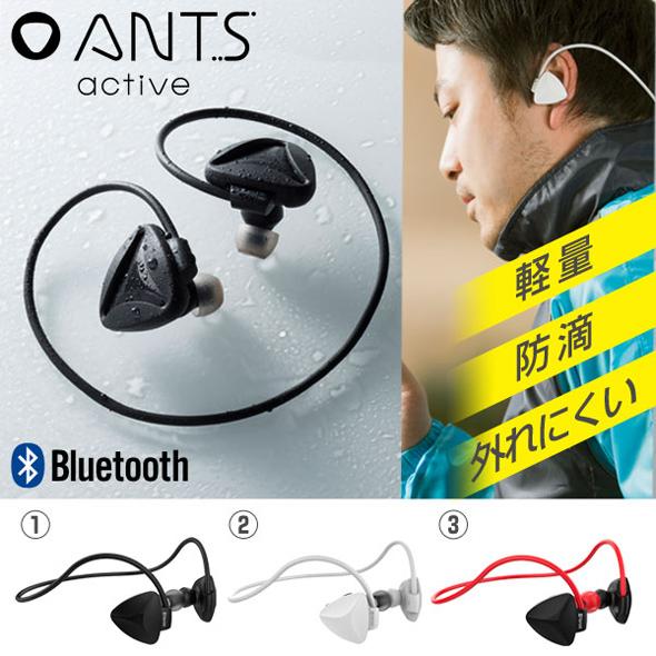 「ANTS active」