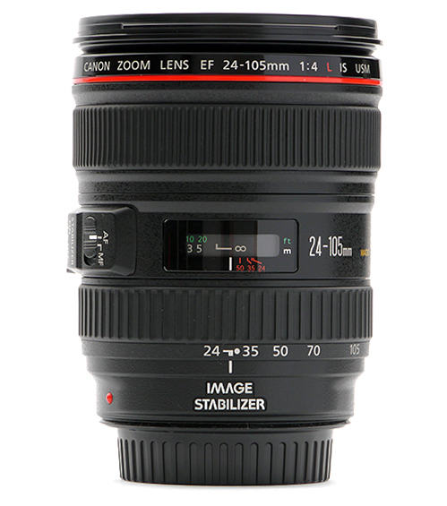 EF24-105mm F4L IS USM