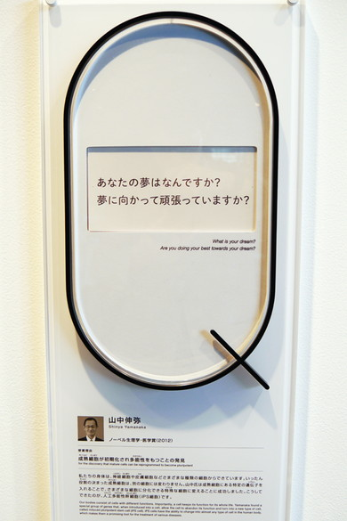 iPS細胞の研究でノーベル生理学・医学賞を受賞した山中伸弥氏からの問い