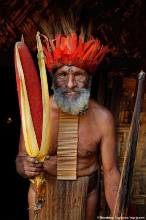 杉山宣嗣写真展「部族の肖像 TRIBE@PAPUA NEW GUINEA」