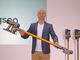 バッテリーは2倍長持ち、騒音は半分——ダイソンが新しいコードレスクリーナー「V8シリーズ」を発表