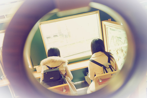 矢野 直美 写真展 「人あかりの路」