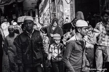 岩淵弓卓 写真展「人間の森」