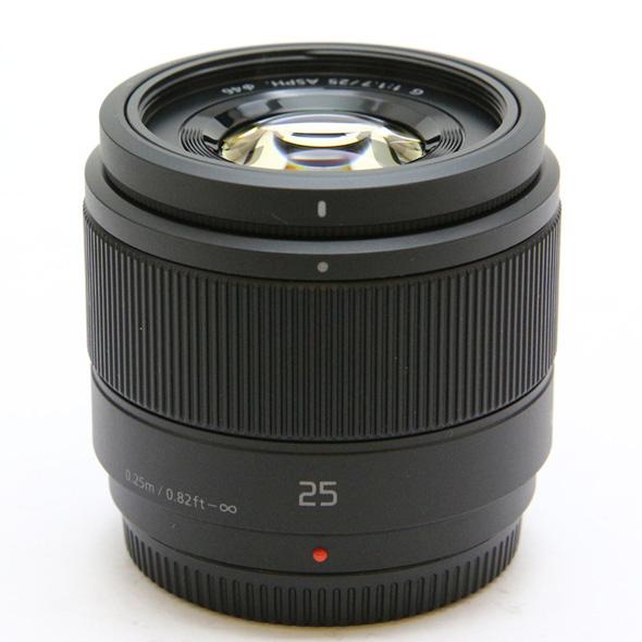 LUMIX G 25mm / F1.7 ASPH.