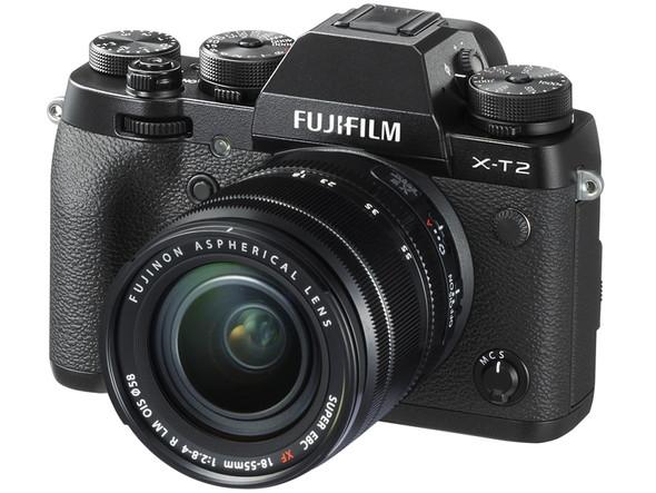 ミラーレスデジタルカメラ「FUJIFILM X-T2」