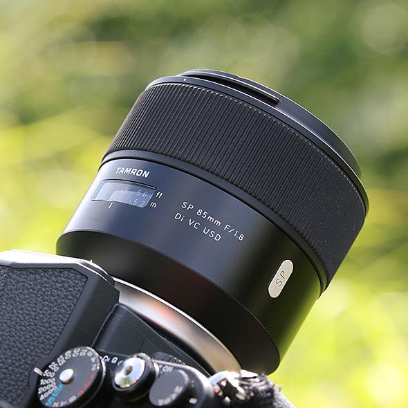 タムロン SP 85mm F/1.8 Di VC USD