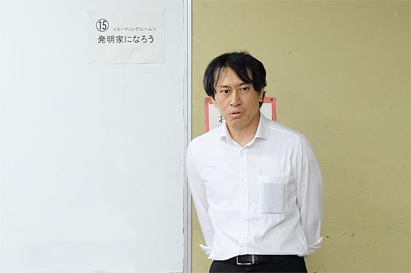 樫尾隆司氏