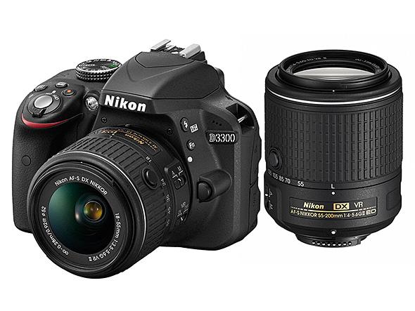 ニコン「D3300」