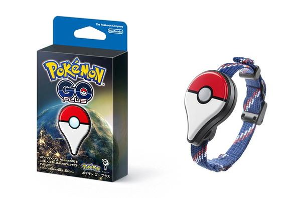 9月16日に発売を控えた「Pokemon GO Plus」