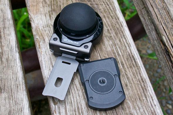 Outdoor Recorder EX-FR200