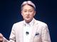 """ソニー初の4K有機ELテレビを発表、平井社長は""""HDRワールド""""の広がりを強調"""